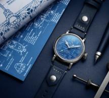 Zenith Pilot Type 20 Blueprint : dans le bleu du ciel