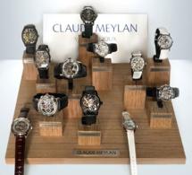 Claude Meylan : des displays 100% écolos