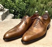 Weston Flore 538 : un soulier pas comme les autres qui porte bien son nom...