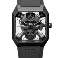 Bell & Ross BR 01 Cyber Skull : walking dead