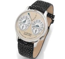 F.P.Journe : un Chronomètre à Résonance adjugé 234.000 euros par Artcurial