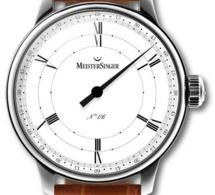 MeisterSinger Rodella : une montre de 6 heures en 48 exemplaires