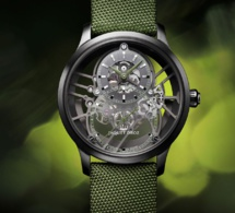 Jaquet Droz Grande Seconde Skelet-One :