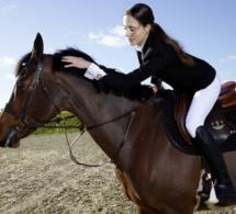La jeune sportive Flore Giraud partenaire de Richard Mille