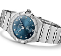 Omega Constellation Petite Seconde : nouvelle version en 34 mm