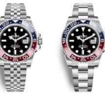 GMT Master II : du changement dans les changements de bracelets chez Rolex