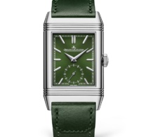Jaeger-LeCoultre Reverso Tribute Small Seconds verte
