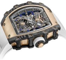 RM 21-01 Tourbillon Aérodyne : nouvelle montre d'exception signée Richard Mille