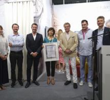 """Monaco : le Prix Solo artmonte-carlo - F.P.Journe attribué à l'oeuvre """"Oiseaux de Paradis"""""""