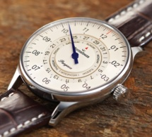 MeisterSinger Pangaea Day Date : l'originalité accessible...