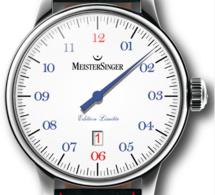 MeisterSinger Série Limitée France 2013 : 50 exemplaires en bleu, blanc, rouge