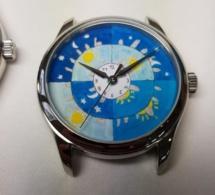 Concours pour enfants : dessines le cadran de ta montre avec Roventa-Henex