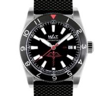 MATWatches : la montre QRS en hommage au corps médical