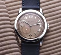 Baltic MR01 : l'essence même de la montre classique