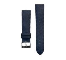 Le bracelet-montre Lucien de Kronokeeper : tendance coton recyclé