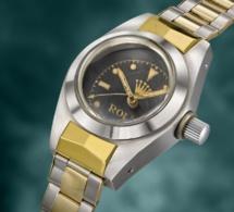 Christie's, vente de la Rolex Experimental Deep Sea Special N°1 : un morceau d'histoire horlogère