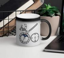 Daqiqa10 : le mug horloger