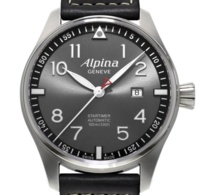 Alpina Startimer Pilot Sunstar : pilote automatique