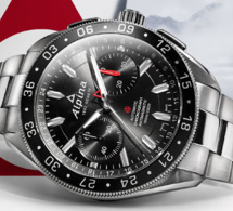 Alpina collection Alpiner 4 : la preuve par 4 avec un chrono et une GMT