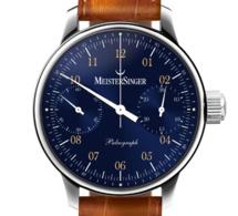 Paleograph : le chronographe selon MeisterSinger