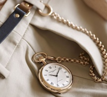 Frédérique Constant Pocket Watch : votre montre... in the pocket