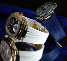 RubberB : un bracelet caoutchouc pour la Nautilus