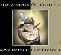Rocollection, le 20 février à Paris : montres, briquets, stylos et couteaux anciens