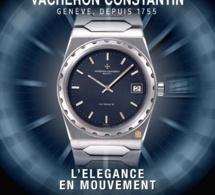 Vacheron Constantin : une exposition sur les montres de voyage